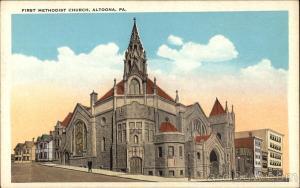 First Methodist Church Altoona