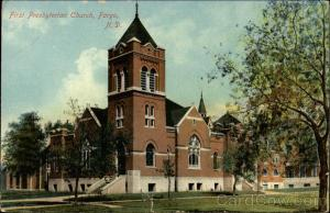 First Presbyterian Church, Fargo, N.D