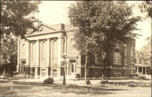 Congregational Church Huron, SD