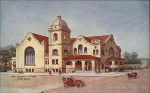 First Christian Church Oakland