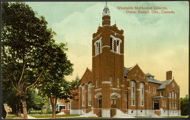 Building the social gospel an episode in american religious externally very little has changed on the former m e church in owen sound ontario except the name it is now the united church a 1925 merging of four sciox Gallery